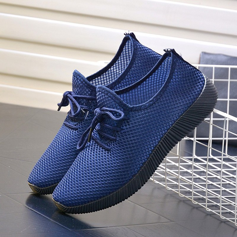 Sneakers Mesh Shoes Summer Shoes