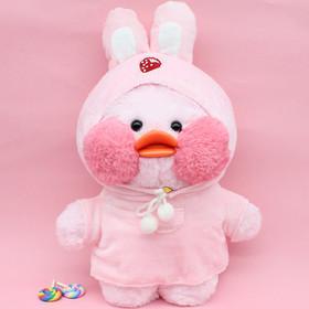 Cafe Mimi Duck Stuffed Animals Fanfanchuu Duck Plush Animals-2