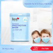 Kids Disposable Face Mask, 3-Ply Disposable Face Masks for 6-12 Years Kids-20 Packs