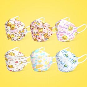 KN95 Masks for Kids 10 PACK, 3-Ply Breathable Cute Kids KN95 Masks