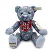 Keepsake Teddy Bear 10 Inches Denim Memory Teddy Bear with Kerchief